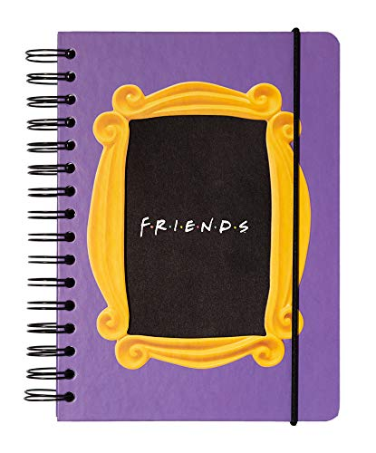 ERIK - Cuaderno de notas A5, Bullet Journal Friends (15,6x21,6 cm)
