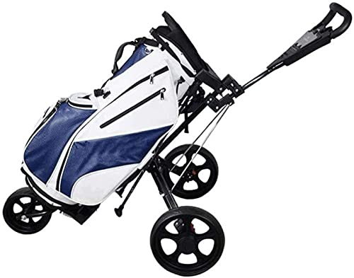 Carro de Golf Manual Plegable Cube 3 Marca XQMY