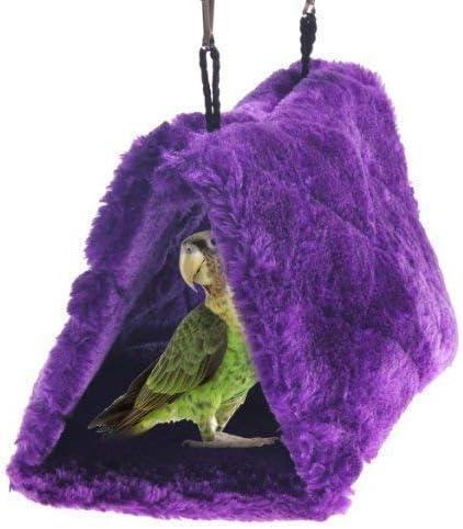 Plush Pet free Bird Hut Nest Cdycam Hanging All items free shipping Ha Hammock Cage Warm