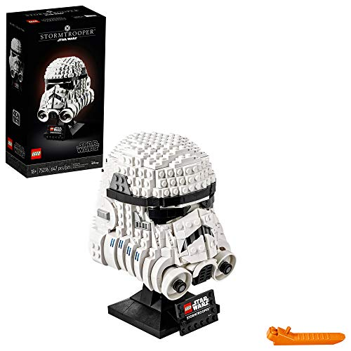 LEGO Star Wars Stormtrooper Helmet 75276 (647 Pieces) $47.99 @ Amazon