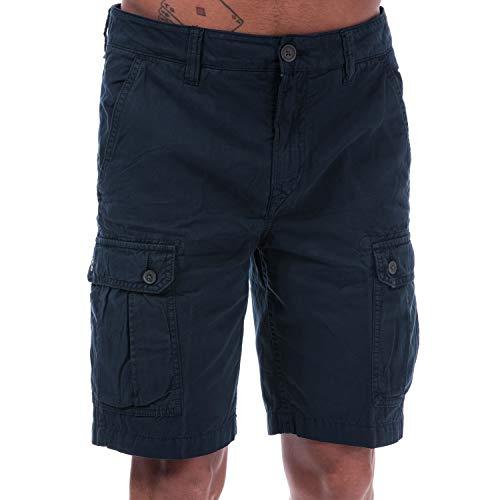 Timberland Man Bermuda Shorts mit Taschen A1TDH 433 42 Blu