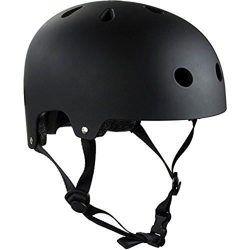 SFR Beginner Helmet Black XX-Small/X-Small (49-52cm) / Matte Black