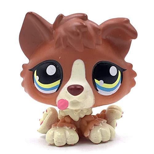 JiYanTang LPS CAT 3CM Mini Custom-Made Baby Kitten Puppy for Pet Shop Toy Short Hair Cat Dog Collie Great Dane Spaniel Dachshund 1542S