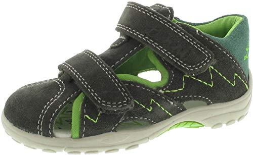 Lurchi by Salamander 331604526 Sandales pour enfant Vert 622890 - Vert - vert, 25 EU