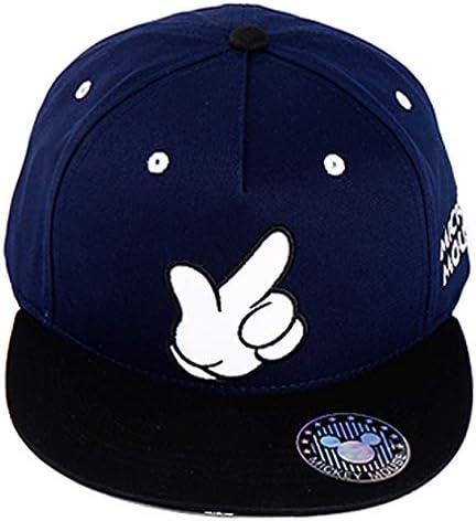 Fashion Hat_Mickey Mouse Snapback