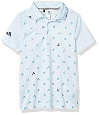adidas Jungen Poloshirt Bedruckt