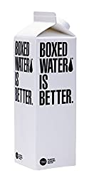 Boxed Water is Better Purified Water, 33.8 oz