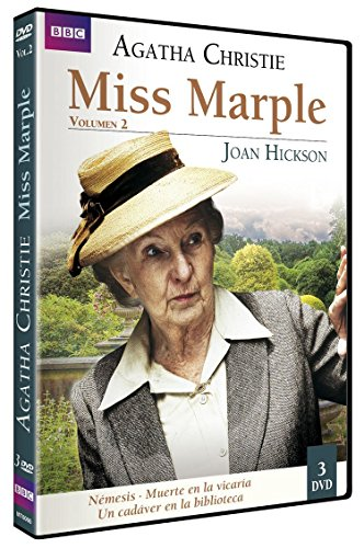 Miss Marple - Volumen 2 [DVD]