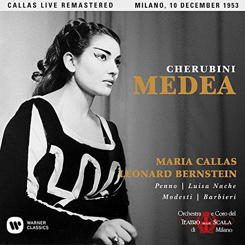 Cherubini: Medea (Milano 10/12/1953) (2 CD)