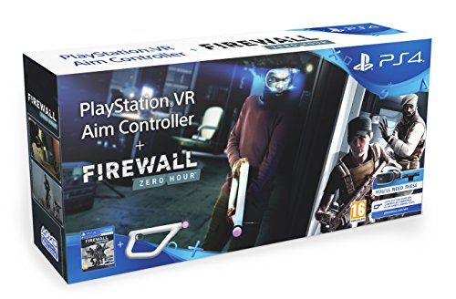 Firewall Zero Hour and Aim Controller - PlayStation 4 [Importación inglesa]