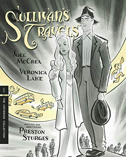 Criterion Collection: Sullivan'S Travels [Edizione: Stati Uniti] [Italia] [Blu-ray]