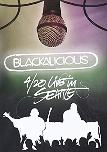 Blackalicious: 4/20 Live in Seattle by Mvd Visual