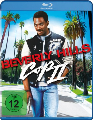 Beverly Hills Cop 2 [Alemania] [Blu-ray]