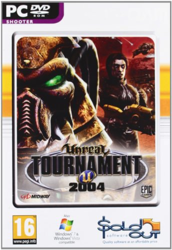 Unreal Tournament 2004 (PC CD) [Importación inglesa]