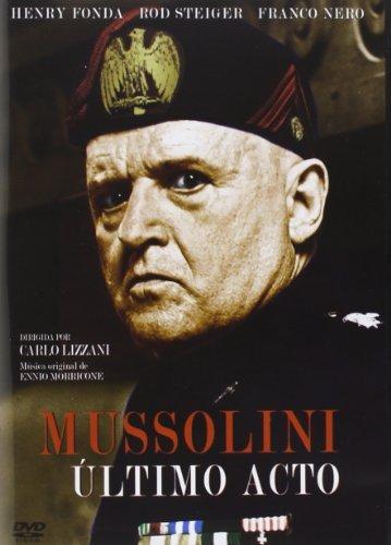 Mussolini Ultimo Acto (Import Movie) (European Format - Zone 2) (2014) ??Rod Steiger,??Franco Nero,??Lisa Gast