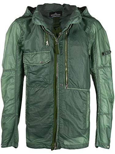 Luxury Fashion | Stone Island Shadow Project Heren 721941005V0058 Groen Polyamide Outerwear Jassen | Lente-zomer 20