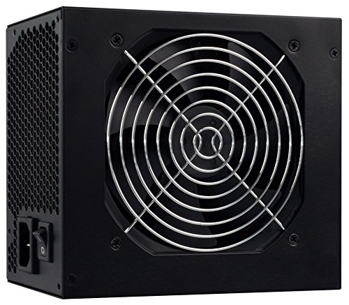 FSP Fortron Hyper M 500W, 85 Plus, semi-module, super stille gaming, Single Rail ATX/EPS PSU PC voeding