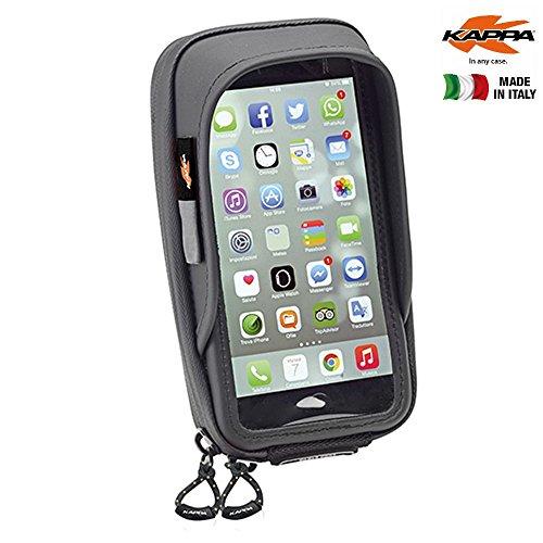 Kappa - Soporte Universal para Smart Phone ks957b Moto Compatible con Apple iPhone 6Plus, Samsung Galaxy s6, Samsung Galaxy s6Edge, Samsung Galaxy s5