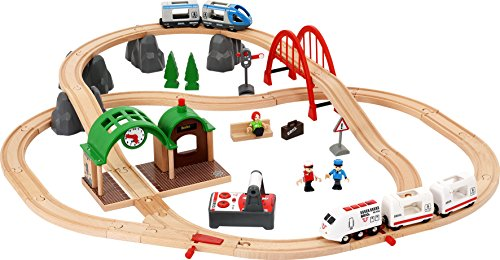 Brio World 33277 RC Travel Set