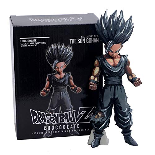 ZRL77y Super Saiyan God Super Saiyan Goku Dragon Ball Super Estatua Son Gohan Black Dragon Ball Z Figura De Acción