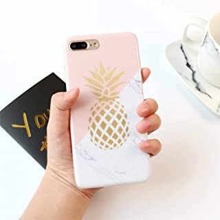 coque iphone 5 silicone ananas