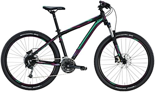 Genesis MTB Solution 4.0 Lady 27,5 – Negro Mate