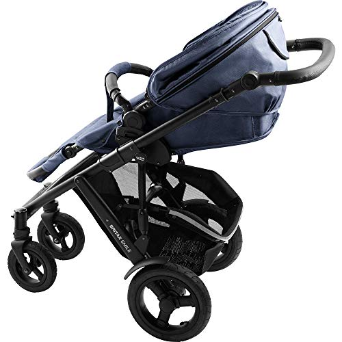 Britax SMILE 2 set greep- en speelbeugelovertrek zwart