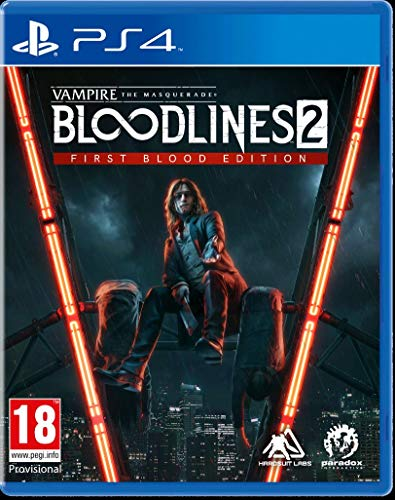 Vampire The Masquerade Bloodlines 2 - PlayStation 4