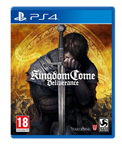 Kingdom Come: Deliverance - PlayStation 4 [Importación inglesa]