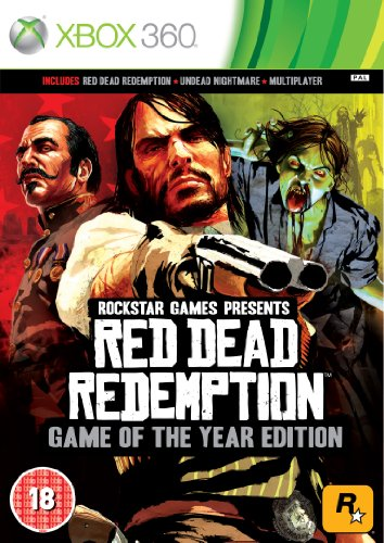 Take-Two Interactive Red Dead Redemption - Juego (Xbox 360, Xbox 360, Acción / Aventura, M (Maduro))