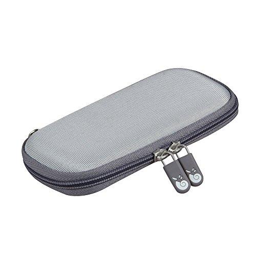 Hermitshell Difficile EVA Grey Custodia da viaggio per Microsoft Surface Arc Mouse Bluetooth Ambidextrous