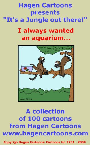 It's a Jungle out there!: I always wanted an aquarium... (English Edition)