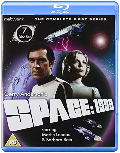Space 1999 - The Complete First Series - Blu-ray [Reino Unido] [Blu-ray]