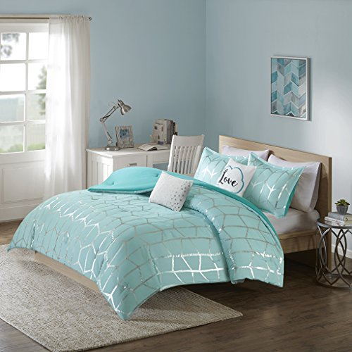 Teen girls bed set