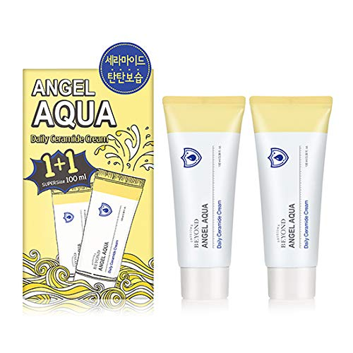 BEYOND Angel Aqua Daily Ceramide Cream 100ml x 2