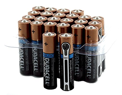 Duracell Ultra AAA Batteries Single-Use Battery Alcalino - Pilas (Single-Use Battery, Alcalino, 1,5 V, LR03)