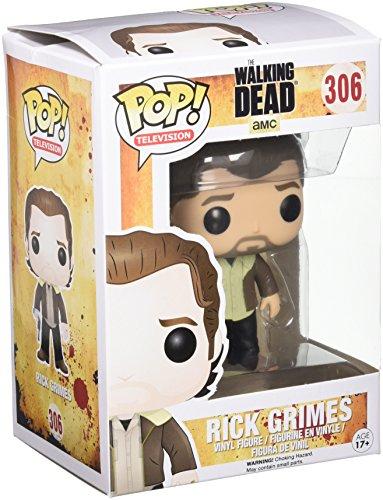 Funko Pop! - Vinyl: The Walking Dead: Season 5 Rick Grimes (6510)