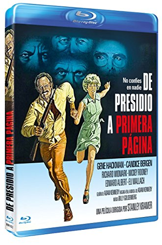 De Presidio A Primera Pagina (The Domino Principle) [Blu-ray]
