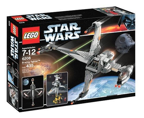 LEGO Star Wars B-Wing Fighter set 6208 by LEGO