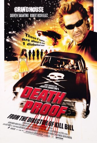 Death Proof 11 x 17 Movie Poster - Style A