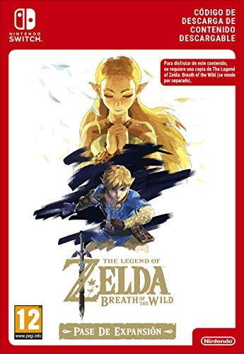 Zelda: Breath of the Wild Expansion Pass DLC | Nintendo Switch - Código de descarga