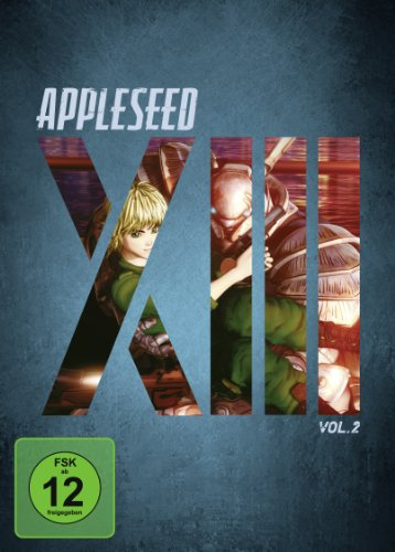 Appleseed XIII, Vol. 2 [Alemania] [DVD]