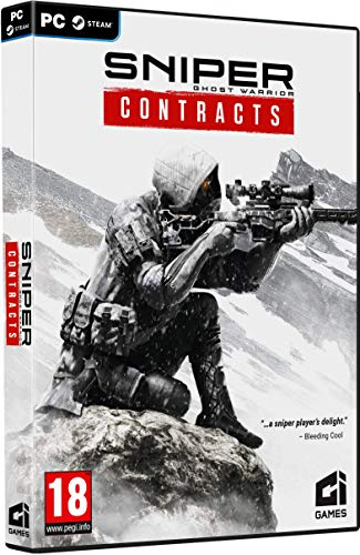 Sniper Ghost Warrior: Contracts - Pc PC DVD