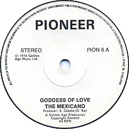 Goddess Of Love / Night Shift