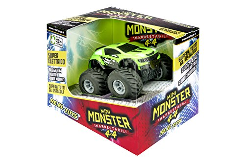 Reel Toys reeltoys0301 Mini Monster Pack