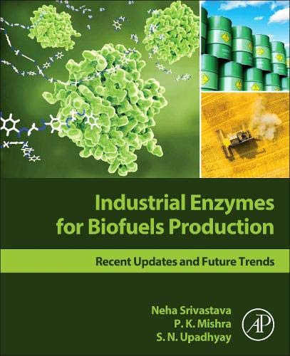 Industrial Enzymes for Biofuels Production: Recent Updates and Future Trends