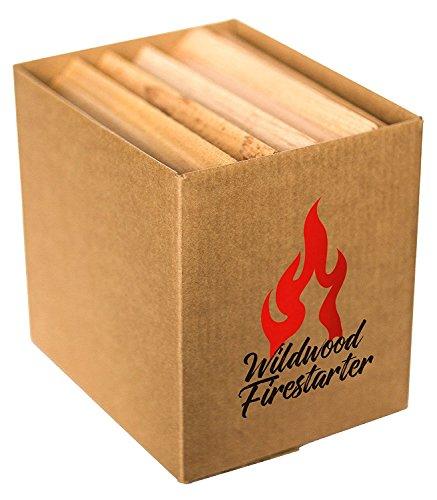 Wood Fire Grilling Co. Cedar Kindling Firestarter - Kiln-Dried (0.5 Cubic Foot)