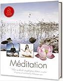 Méditation - Une méthode simple pour lutter contre le stress et retrouver l'harmonie (1CD audio)