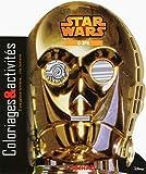 Disney Star Wars - C3PO - Coloriages & activités