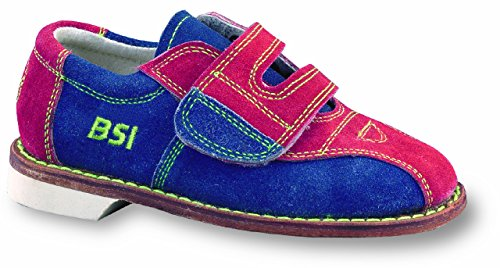 BSI Boys Suede Rental Shoes, Size 4